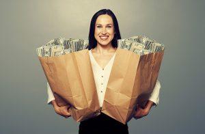 economie femme argent